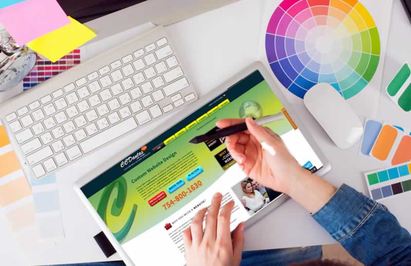 CCDantas Web Design Custom personal websites